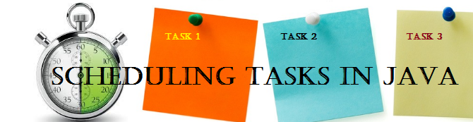 Steps to create recurring tasks in Java