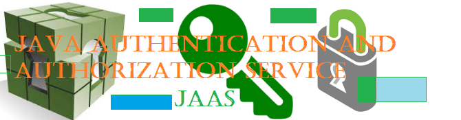 How to secure web application using JAAS?