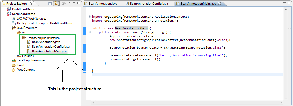 How to write java annotation