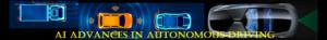 AI Advances in Autonomous Driving