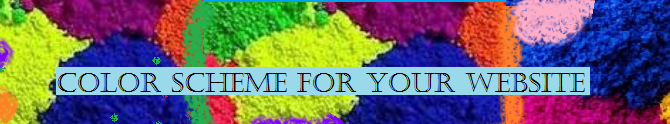 How to Choose Color Scheme for Your Website?