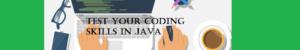 Java Coding Skills