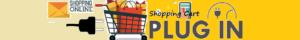 Shopping Cart Plug IN