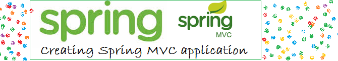 How to code a Spring MVC application?