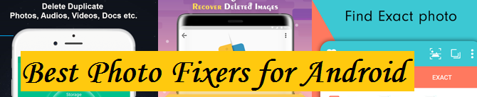 Best Duplicate Photo Fixer for Android