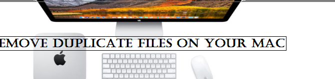 Why are there so many duplicate files on my Mac?
