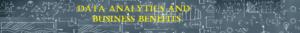 Data analytics and business benefits