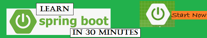 Learn Spring Boot in 30 Minutes