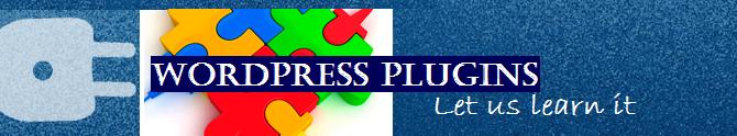 WordPress Plugins for beginners