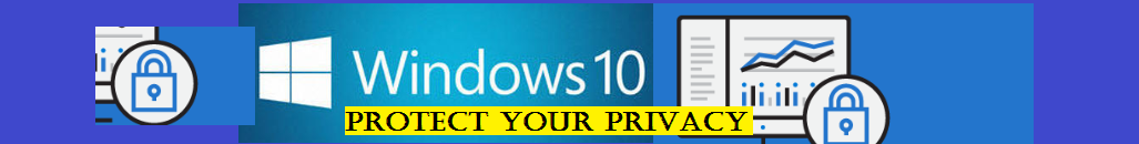 Windows 10 privacy protection