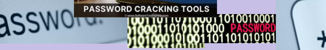 What are the most popular password cracking tools?