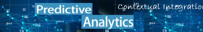 Role of Contextual Integration in predictive analytics